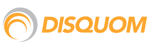 Disquom Web Shop-Logo